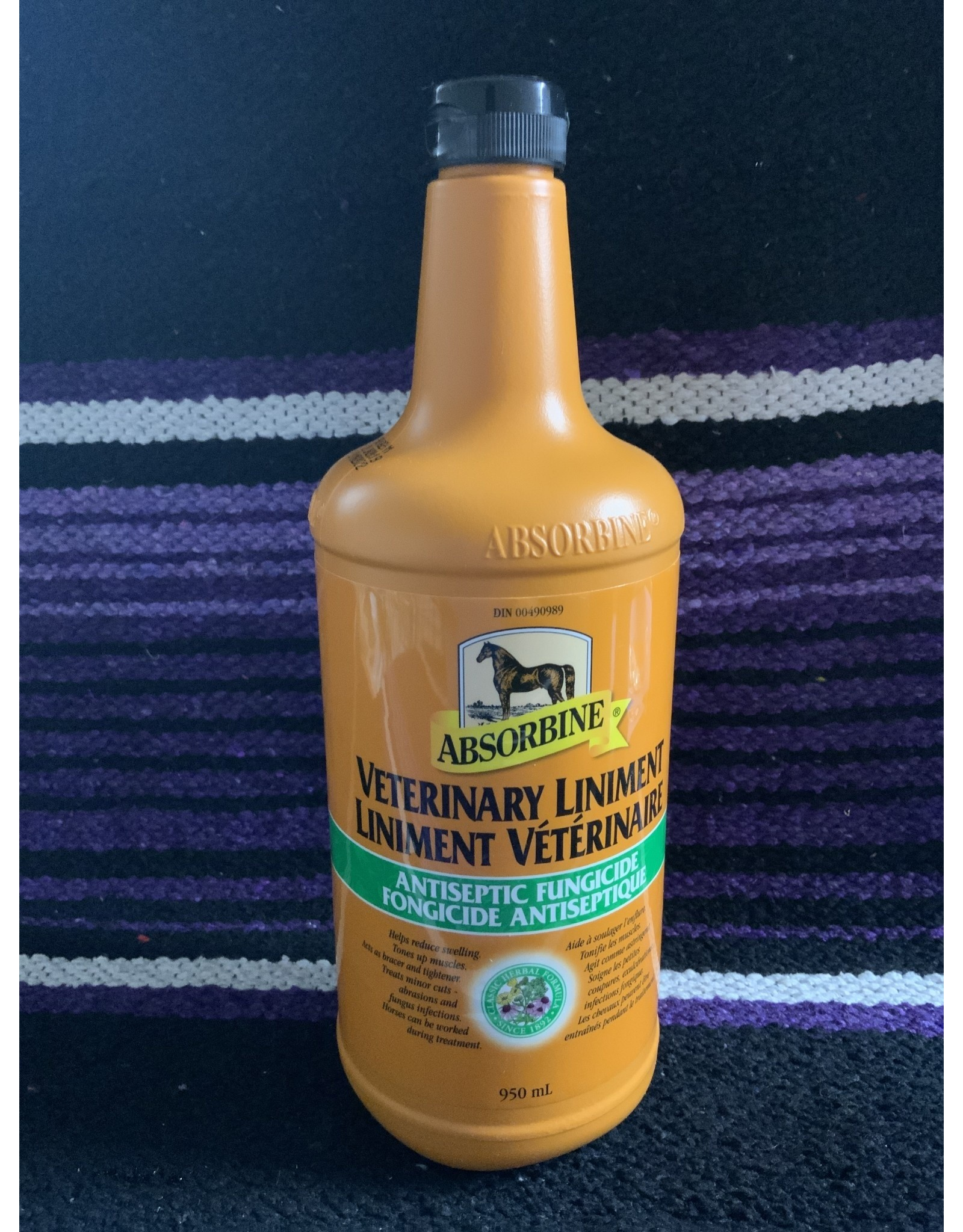 Abs. Vet Liniment 950 ml 001-004