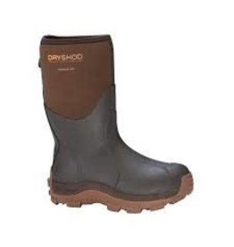 Haymaker Hi - All Season - Womans - HAY- WH-BR - Brown SIZE 10
