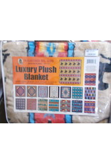Blanket, queen size, luxury plush TEPSBQ18