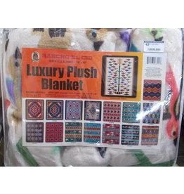 Blanket, queen size, luxury plush TEPSBQ10