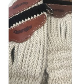 """CIN*  Rayon 27 Strand Roper Cinch  34""""  35-2260-34  *9999P  leather center but no leather cinch keepers"""