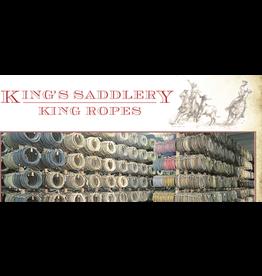 King 7/16 scant Nylon Ranch Rope 50 feet Soft