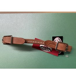 HEAD* Rounded Leather Curb Strap 172150-56