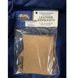 Leather Remnants Chrome Tanned Top Grain Assorted Sizes and Colours 75-4916