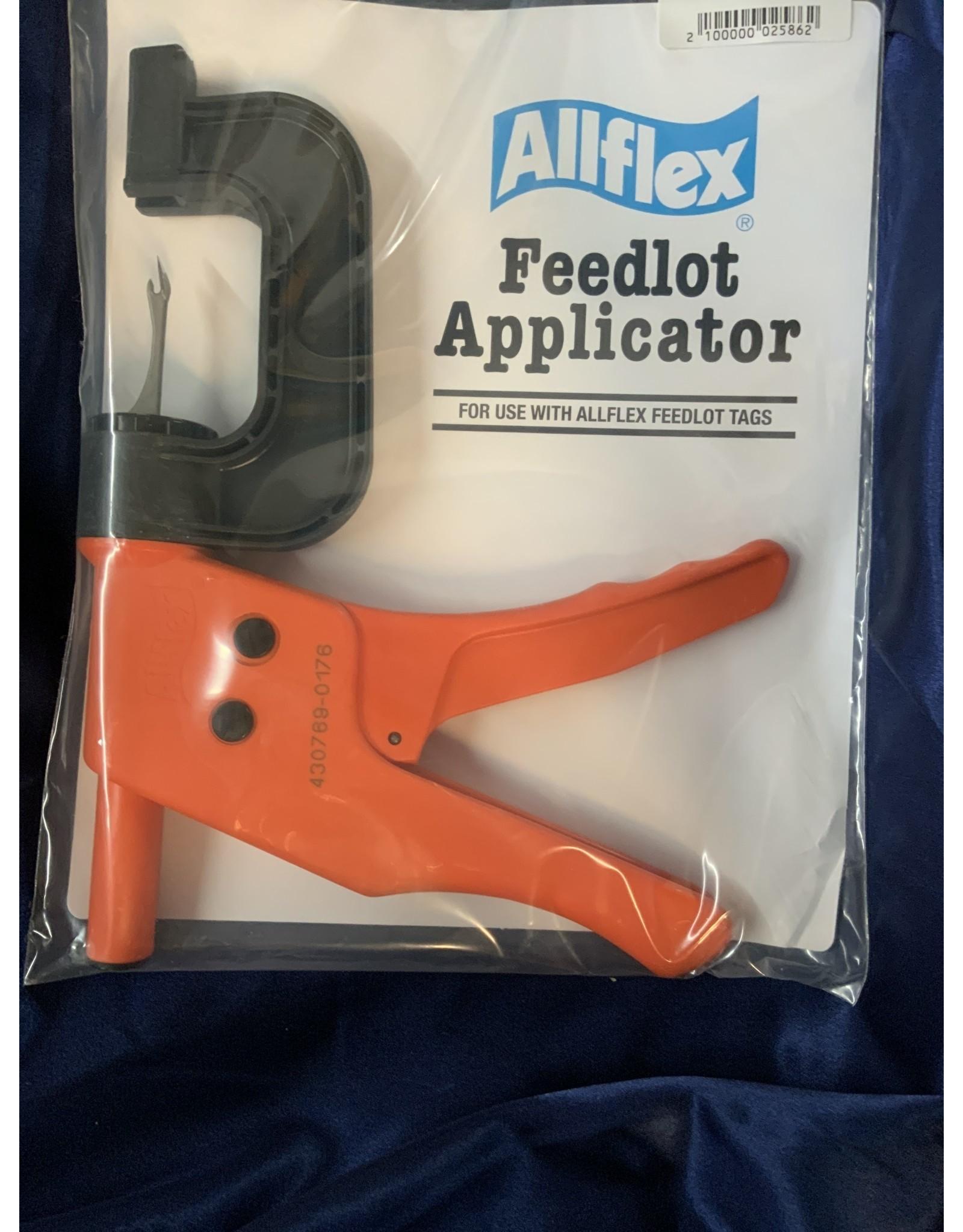 Allflex Feedlot Tag Applicator