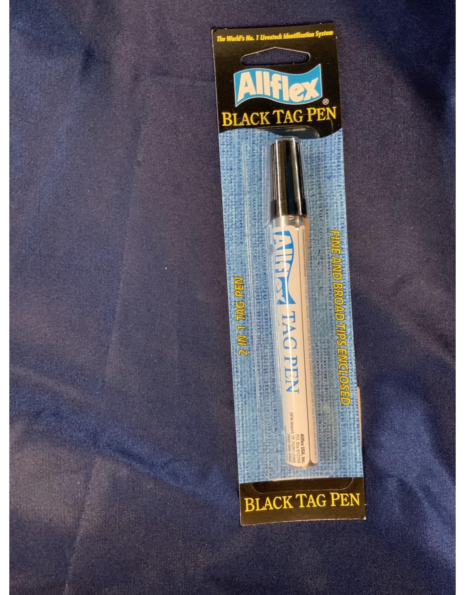 AF Fine/Broad Pen Black -044-000