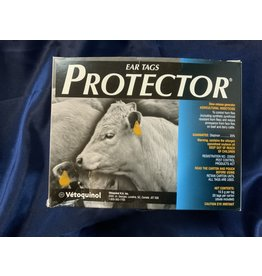 PROTECTOR FLY TAGS  - 20'S - #465-219
