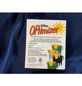 Optimizer Fly Tags - Y-Tex - Orange - #363-110