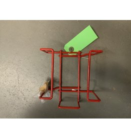 Salt Block Holder - Red - TH-3094 - comes with two screws