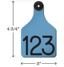 Tag*R Ritchey - Universal Large  Lt. Blue/Black        25