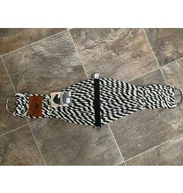 """CIN* black/white twisted wool blend 343421-27- 36"""""""