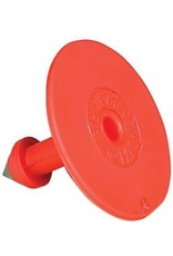 TAG* Allflex BUTTONS Sml Male 25s - Red GSM-R