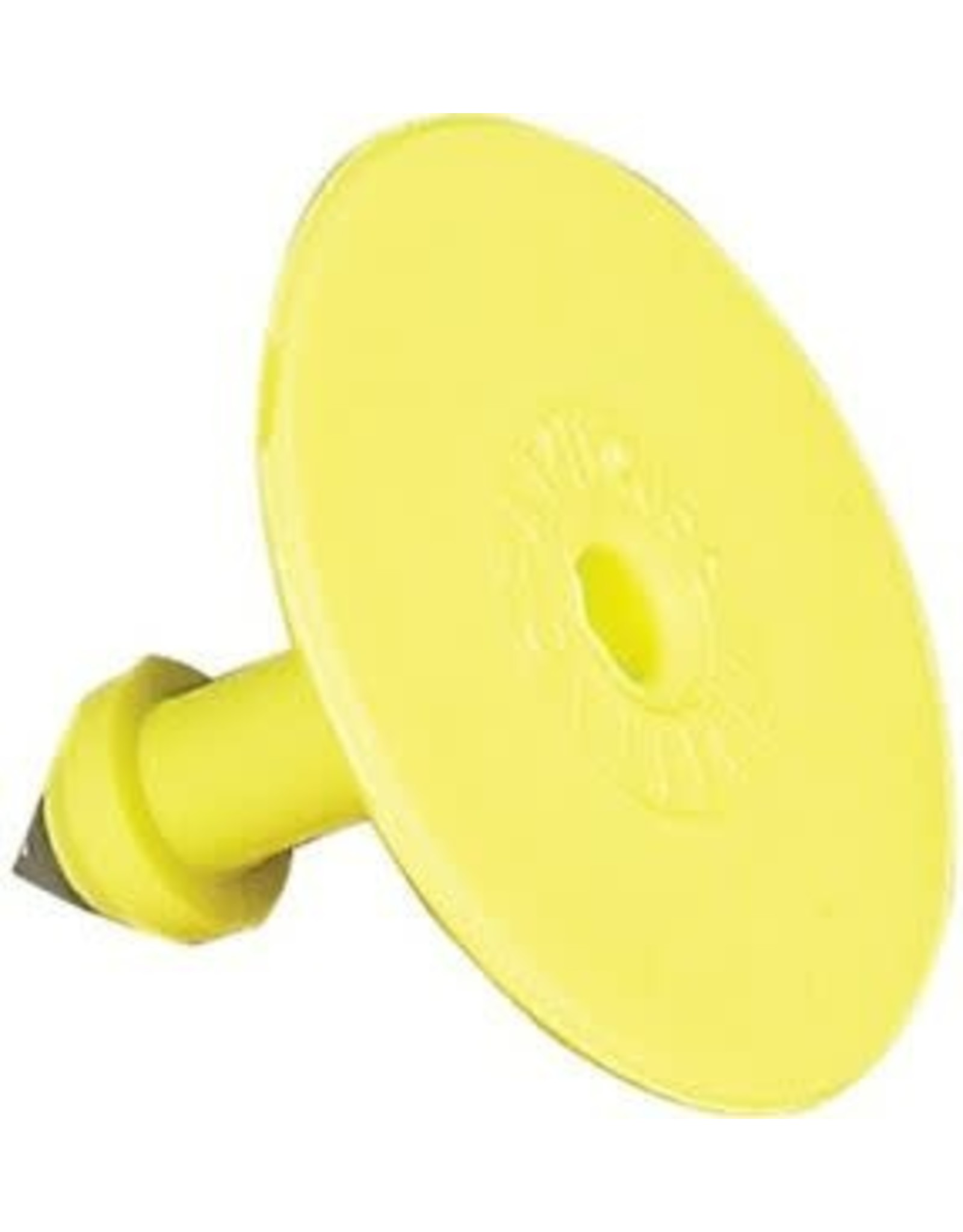TAG* Allflex BUTTONS Sml Male 25s - Yellow  GSM-YE00