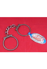 BIT* D-ring chain wever bit dark brown 25-1906