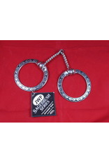 BIT* JWP sagebrush series decerated floral twisted wire o ring bit 25-6031