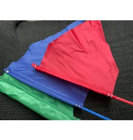Flag Whip 72' --   Blue - #295-101 Red - #295-100 Green - #295-102