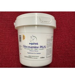 Glucosamine PLUS  Glucosamine HCL + MSM + Vitamin C 502-109 1.133 kg