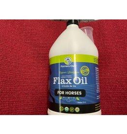 Organic Flax Oil for Horses 4L  (4 per order) - 2174-3A