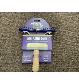 COW*Mini Fluffer Comb -BLUE -  69-6046-BL