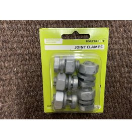 Patriot Joint Clamps 5 pk 533-619