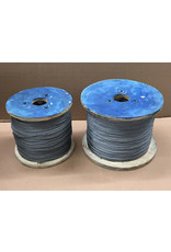 3000 ft Spool - 1/16 Electric Fence Cable Galvinized Steel Wire - 1021878