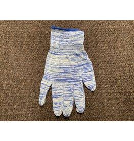 Glove* Blue Streak Roping Glove - Medium - Blue Band -  Individual