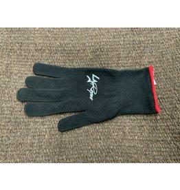 LoneStar Roper Glove - Black/Red trim-Large - #797961