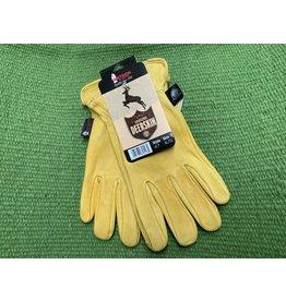 Watson Gloves Gloves*Genuine  Deerskin - XL 477