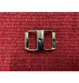 "SNAP*#210 Conway Buckle 1 1/4"" Chrome Plated Bronze 512107"