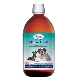 SHINY COAT - 500ML - to special order call us at 403-526-2707