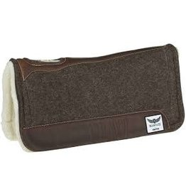 PAD* Extreme Gel Pad 31'' x 30'' Grey Saddle Pad TB90504A