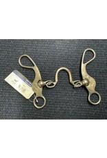 "BIT* Santa Rosa Shank Ported Chain Professional Choice AVB-272  2'' port Mouth 5.5"" Cheek 5"""