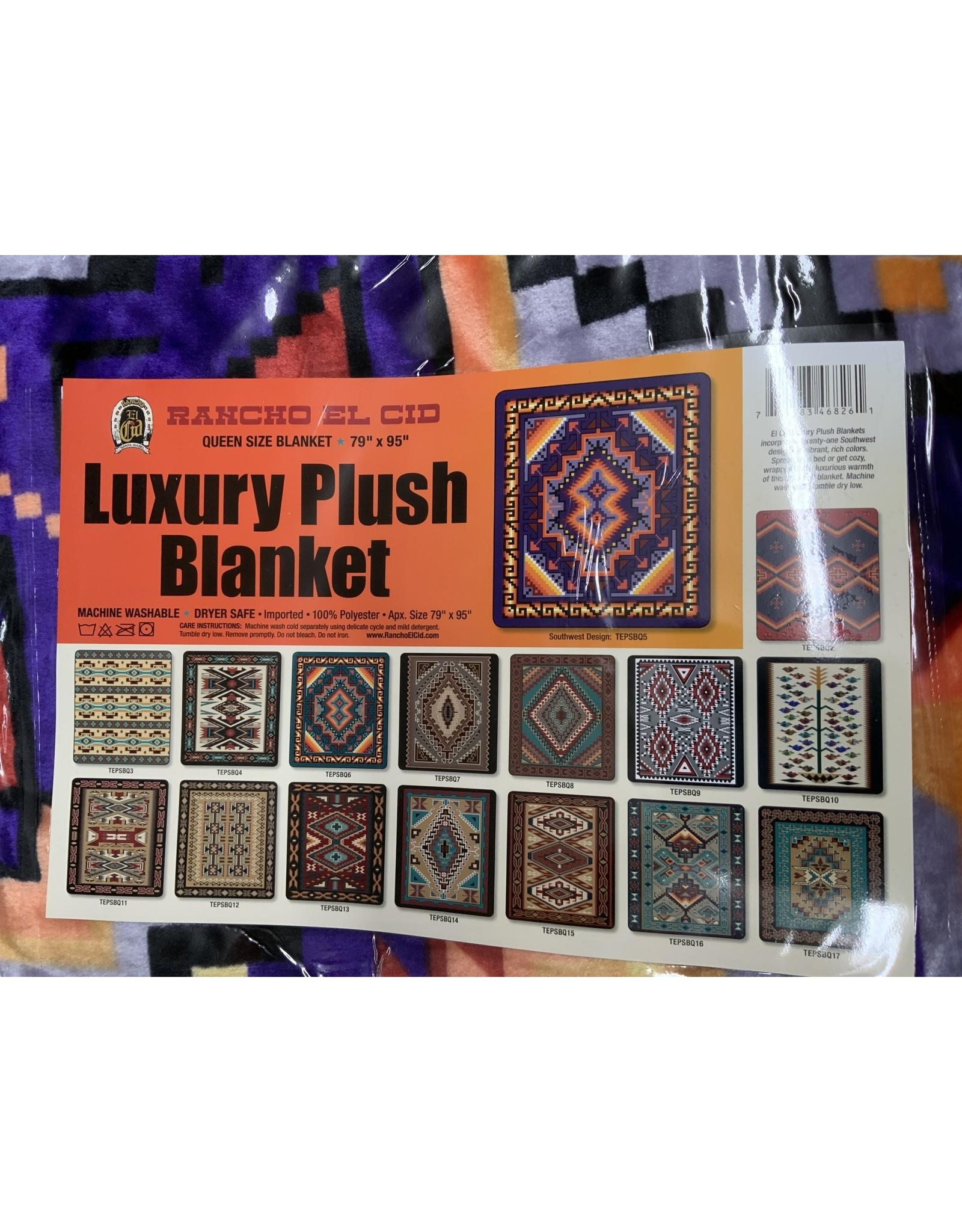 Blanket, queen size, luxury plush TEPSBQ5
