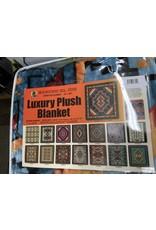 Blanket, queen size, luxury plush TEPSBQ6