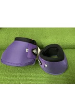 Bell Boot- Ballistic Nylon Bell Boots - Small - Grape - 35-4275-S16
