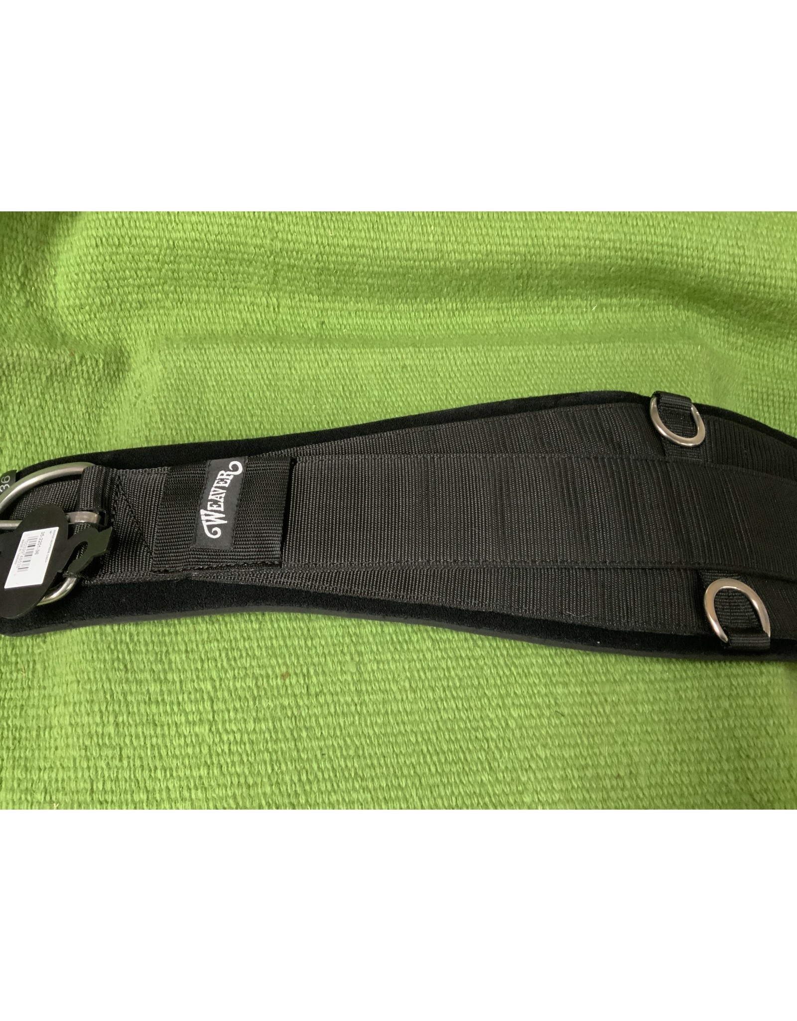 CIN* Neoprene Black Roper Cinch 35-2201-36 36""