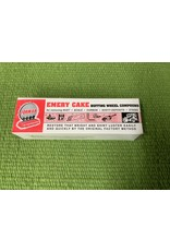 Black Emery Cake #82 16oz 65-2730