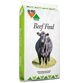 PRO FORM BEEF STR PLUS  810261 - * great as a starter feed and also can be used as a free feed to PREVENT bloat * MEDICATED with Rumensin *- this will NOT stop bloating
