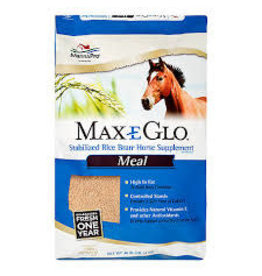 Max E Glo Rice Bran Meal - 18kg -M855 ***Back Ordered***