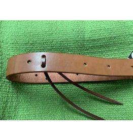 """Leather Off Billet - 1 -3/4"""" - Tobacco - #303026-54"""