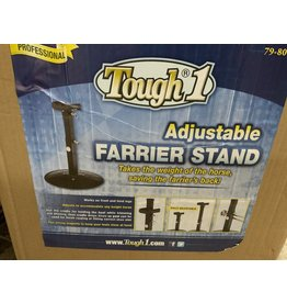Farrier Stand Fully adjustable, Two magnets to hold tools to stand 79-80-0-0  AAAA*