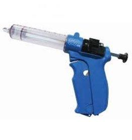 NJ Phillips - Semi- Automatic Repeater 50ml (Clear Barrel) Item # 103147