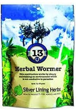 #13 Herbal Wormer 1lb bag SLH E13-1