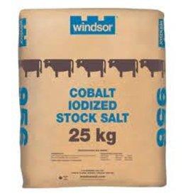 SALTKS  Cobalt Stock Salt 25kg Bagged  42/plt F109560001B