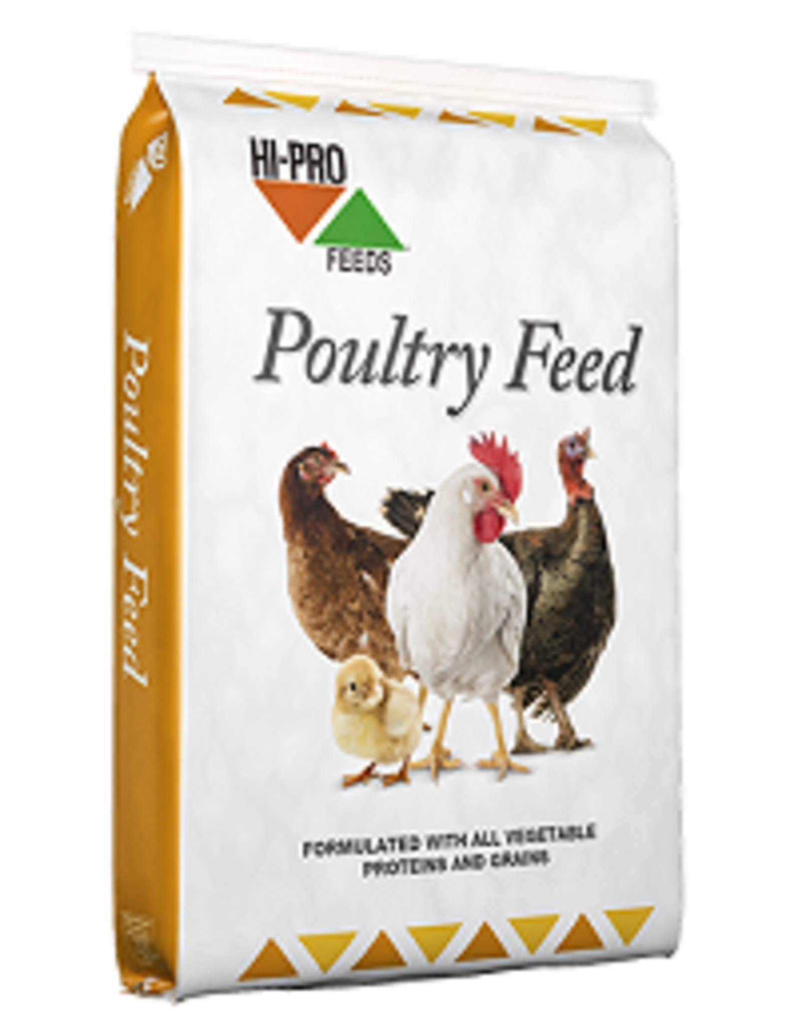 16% Chick Grower/Finisher Crumble Plain 20 kg - 120081