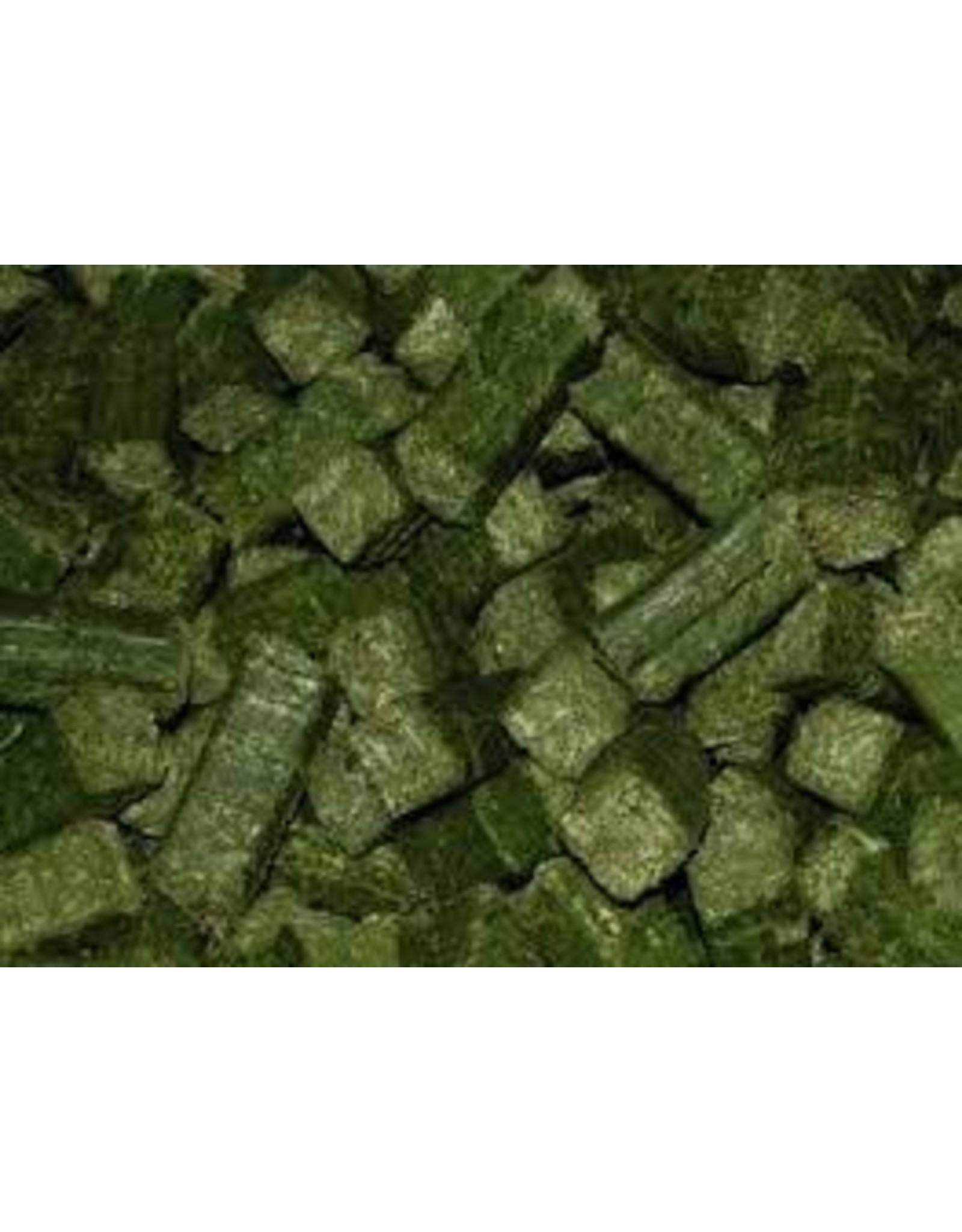 Alfalfa/Timothy Cubes 22.68 kg(50 Ibs)  (Pallet is 40 bags!)