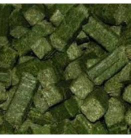 PURE  Alfalfa Cubes 22.68 kg(50 Ibs)  (Pallet is 40 bags!)
