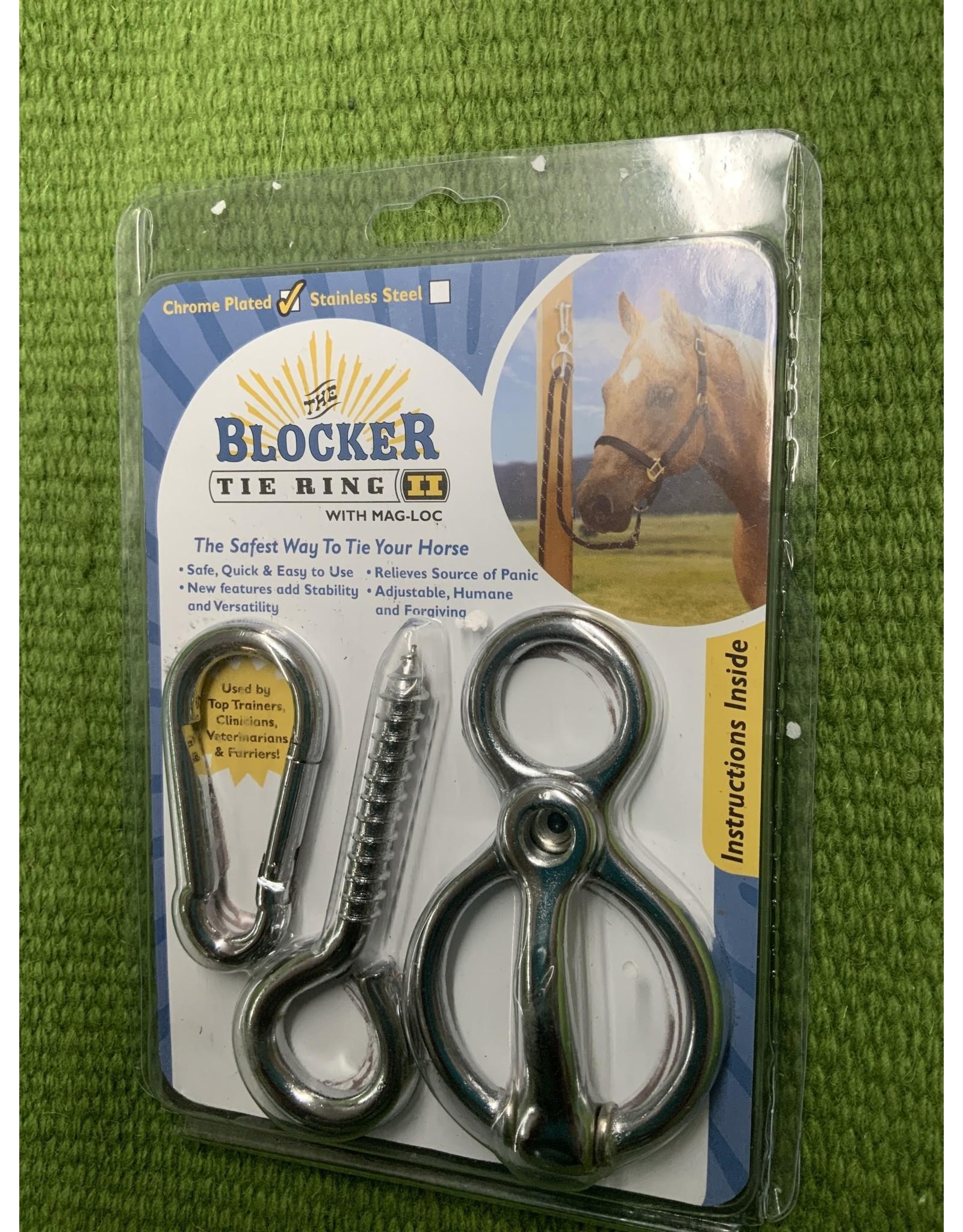 Chrome Blocker Tie Ring 11 - 10-340