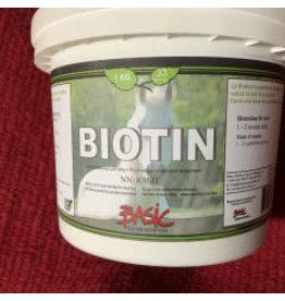 Biotin TEN 880 5KG *** (25 mg per scoop). **** LARGE SIZE