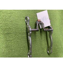 "BIT* Level 4 FG aluminum precision roller spoon 5 1/8"" port 8 1/4 shank 257616"